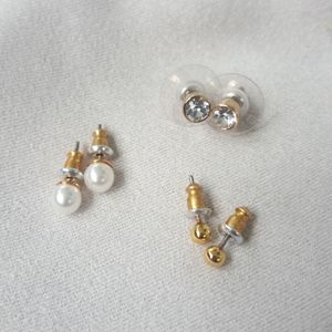 Everyday Earring Trio Set